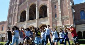 Teen Retreat to UCLA